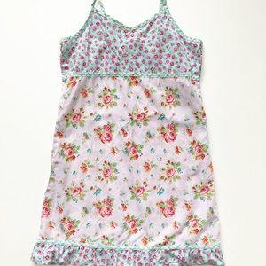 Gap Kids Vintage Floral Dress Size 14 EUC